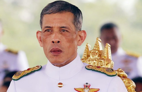 Public outrage against the king in Thailand
