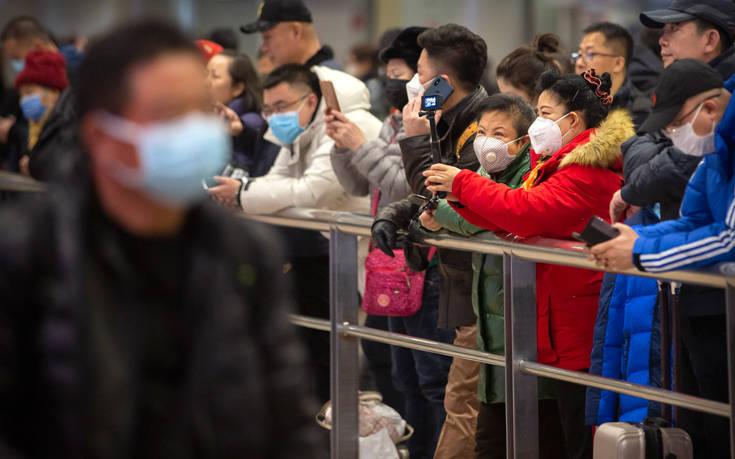 Κοροναϊός: Σε καραντίνα 10 πόλεις στην Κίνα, αποκλεισμένοι δεκάδες εκατομμύρια άνθρωποι