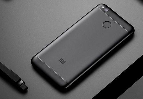 Harga Xiaomi Redmi 4X Hitam 2017