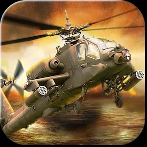 GUNSHIP BATTLE: Helicopter 3D Mod APK V1 0 3 Unlimited Money