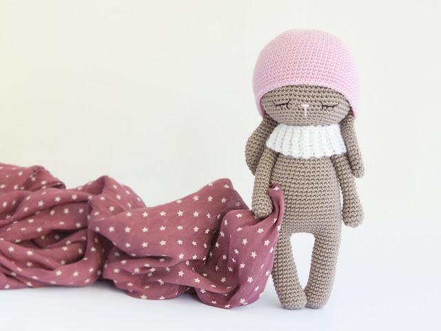 amigurumi-conejo-bunny-Chloe-crochet