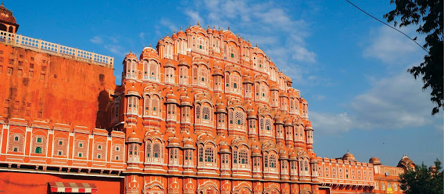 HAWA MAHAL FACT HISTORY JAIPUR INDIA