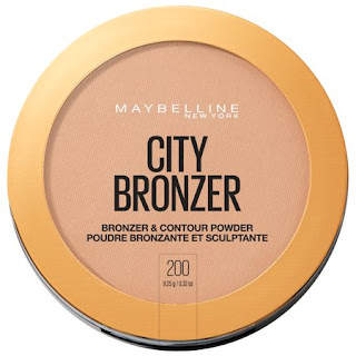 Maybelline City Bronzer Powder, Contour Powder