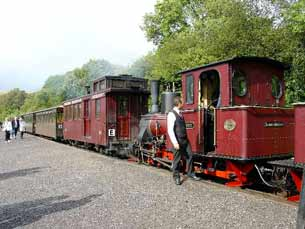 Brecon Becons Steam Railways