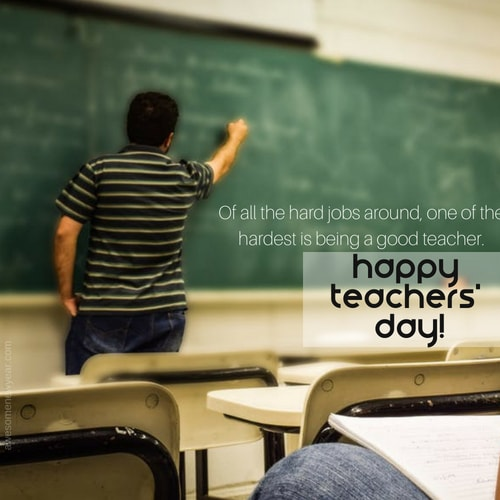 Happy Teachers Day Quotes, Sayings, Wishes With Images