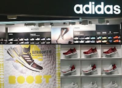 jual sepatu adidas ori Surabaya