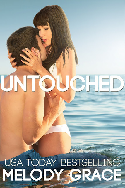 COVER REVEAL & GIVEAWAY for UNTOUCHED by Melody Grace