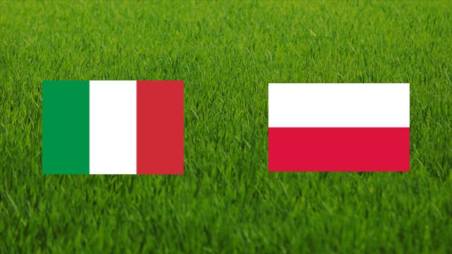 بث مباشر مباراة إيطاليا وبولندا