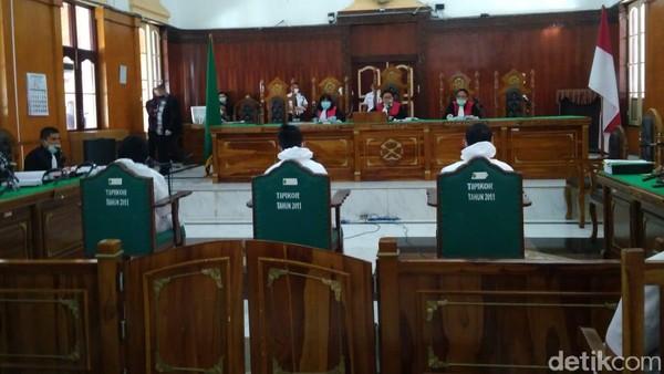 Satu Per Satu Eksekutor Hakim Jamaluddin Melawan Vonis Mati