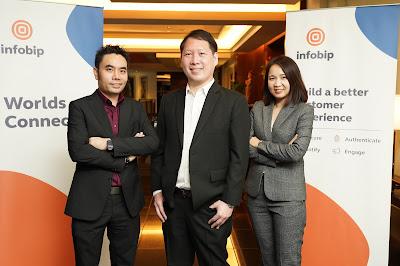 Infobip มุ่งขยายฐานในไทย พร้อมเปิดตัว MOMENTS  ระบบติดต่อสื่อสารหลากหลายช่องทาง ที่เน้นลูกค้าเป็นศูนย์กลาง