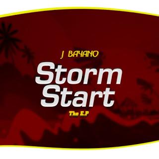 "EP: J. Bayano - ""Storm Start"""
