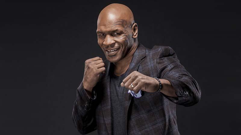 Mike Tyson Bantah Bertinju Lagi Karena Uang
