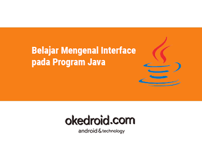contoh program sederhana implementasi pengertian interface pada java