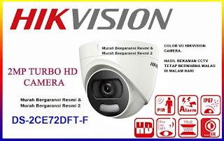 Camera CCTV HIKVISION DS-2CE72DFT-F 2.8mm