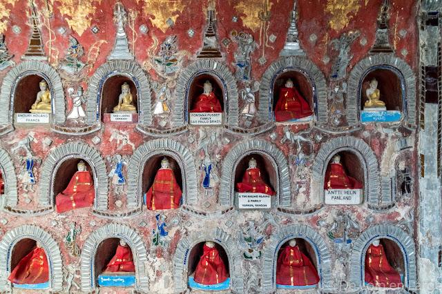 Shwe Yaunghwe Kyaung - Nyaung Shwe - Myanmar Birmanie