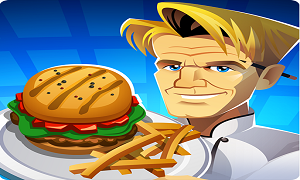 تحميل لعبة Gordon Ramsay Dash مهكرة