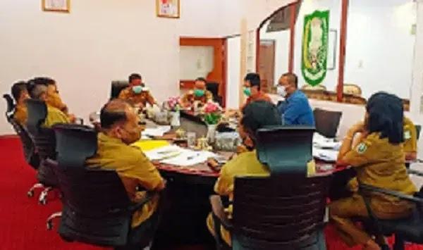 WAE Audiensi Bersama Bupati dan Wakil Bupati Sanggau