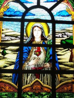 Vitral da Igreja de São Donato