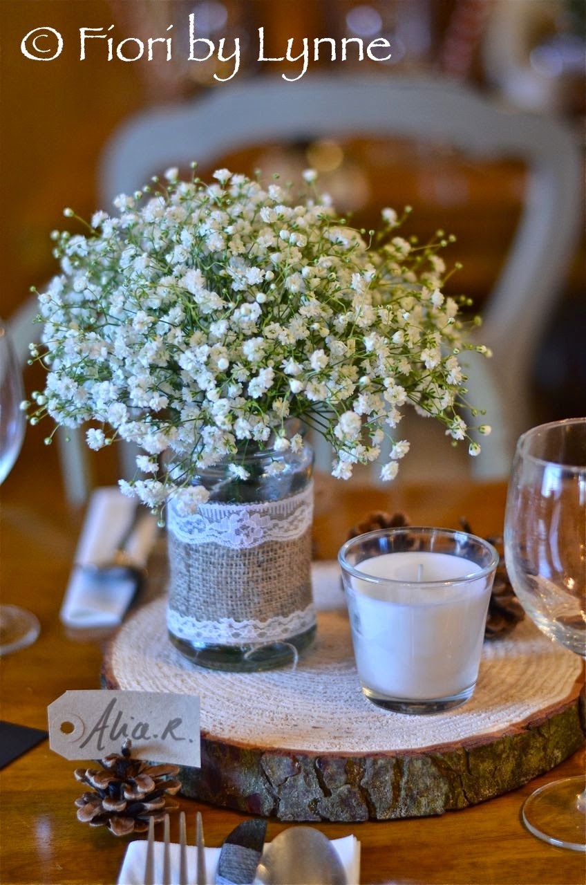 Gypsophila Wedding Table Decorations Image Collections