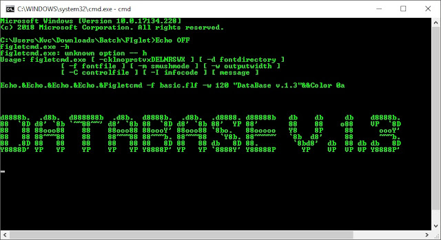 How to Make a Batch File Save Information? | Database Function 1.3 By Lukaka