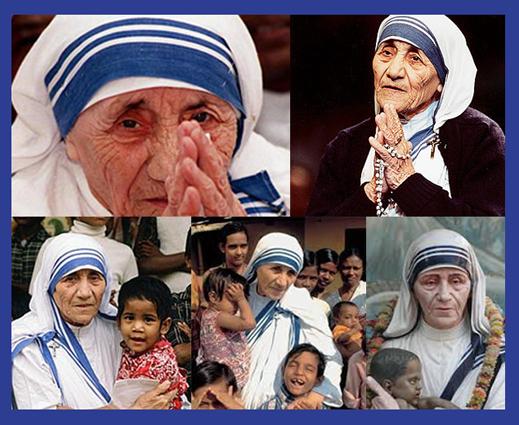 Foto Bunda Teresa Sister of Loretto