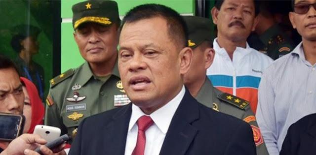 Gatot Nurmanto: Jika TNI-Polri Dibenturkan, Presiden Akan Kehilangan Kedua Tangan