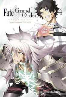 Fate/Grand Order: Turas Réalta - 4