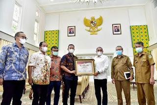 Pilkada Serentak Terlaksana Aman dan Lancar, KPU Sumut Sampaikan Terima Kasih kepada Gubernur Edy Rahmayadi