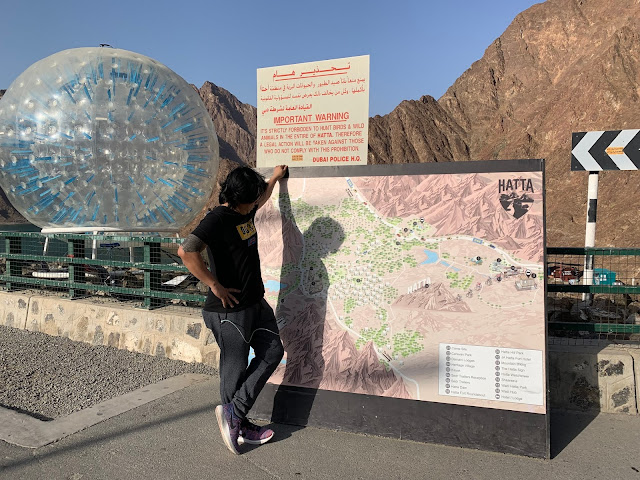 Map of Hatta