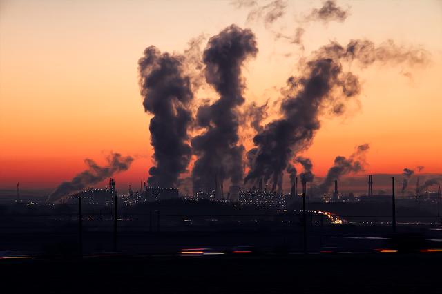 wpływ smogu na dzieci