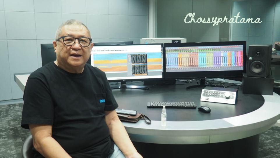 Chossypratama, Musisi Legendaris Indonesia. (Dok. Istimewa)
