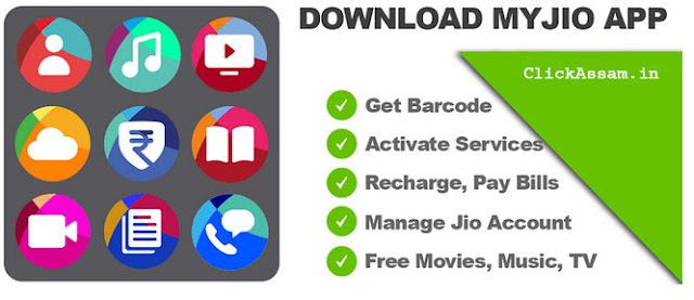 My Jio App Download for Free 3.2.05 Older Apk Version (Click Assam)