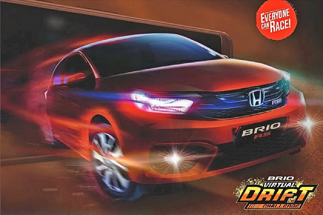 Brio Virtual Drift Challenge