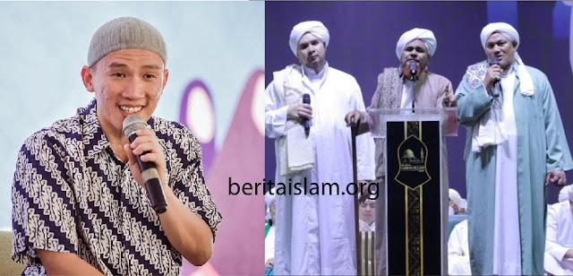 Habib Umar Ketika Ustadz Felix Tanya Kebangkitan Islam