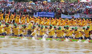 Om-oc-boc Festival of Khmer people 2