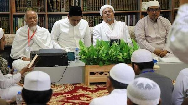 Sebenarnya Mudah Pulangkan Habib Rizieq, Presiden Cukup Perintahkan BIN