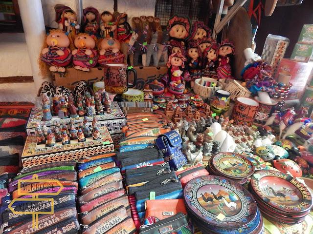 souvenirs San Pedro de Atacama