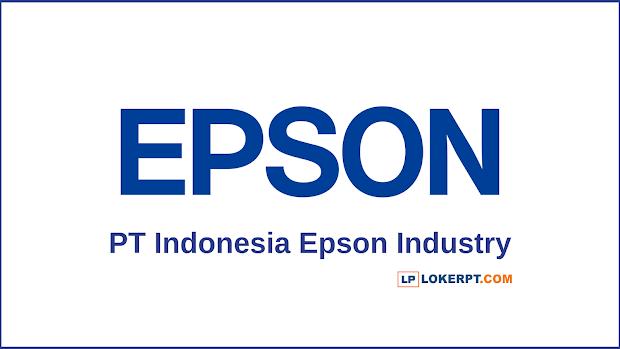 Lowongan Kerja Pt Epson Kawasan Ejip Cikarang 2019