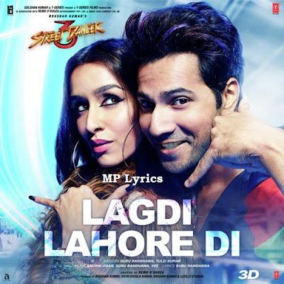 Lagdi Lahore Di Lyrics Guru Randhawa