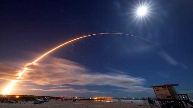 Prueban con éxito un nuevo motor de detonación rotatoria para cohetes