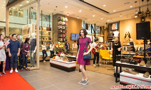We Invented Casual, Hush Puppies New Flagship Store, Fashion Show, Malaysia