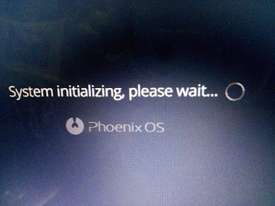 Cara Lengkap Install Phoenix OS di Windows