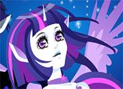 Equestria Pony Human fantastic Concept