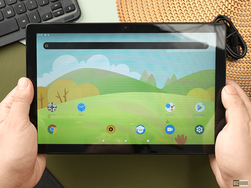A budget tablet that could be great for students