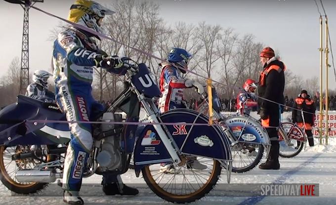 Ice Gladiators - Dinar Valeev nyerte a 4 fordulót Togliattiban