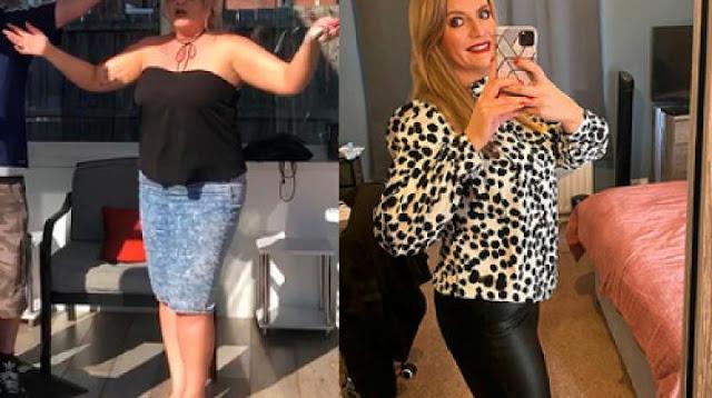 Žena je u jednoj sezoni izgubila 22 kg i otkrila tajnu uspjeha