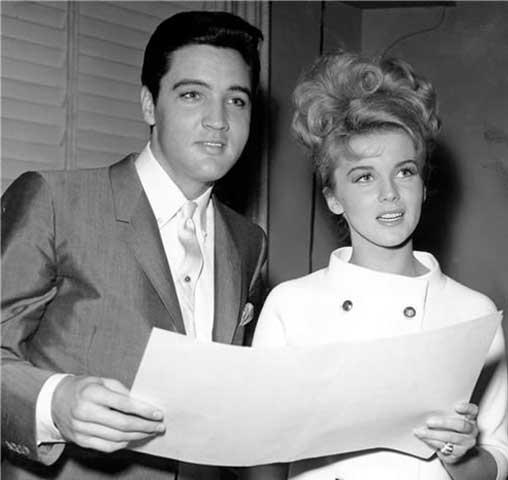 Elvis e Ann Margret