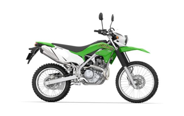 Spesifikasi Kawasaki KLX 230