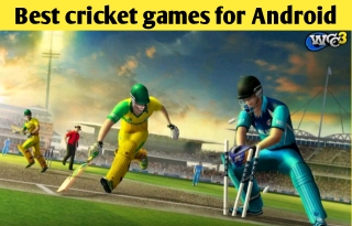 Top 3 best cricket games for android download करे फ्री में