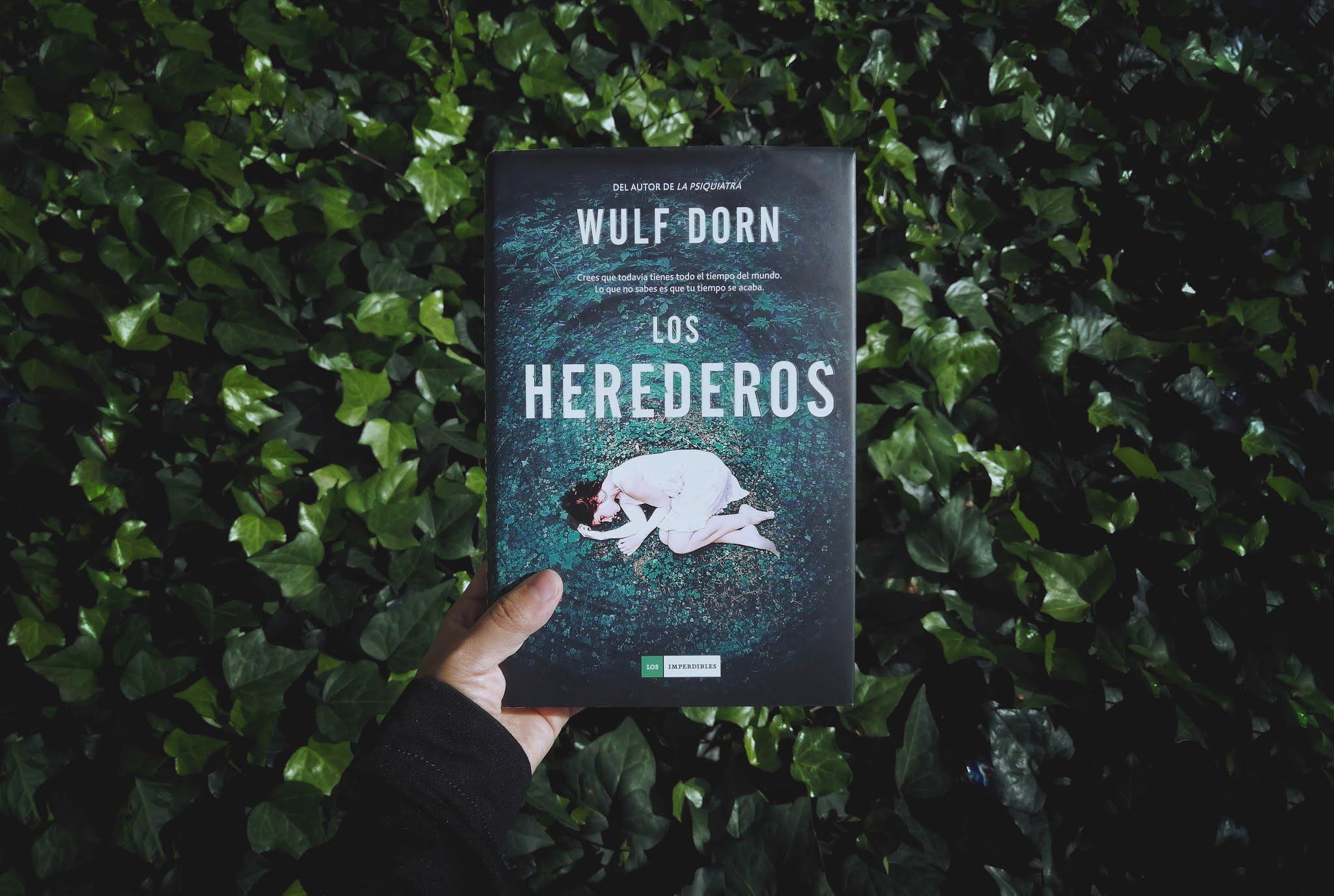 Reseña Los Herederos Wulf Dorn